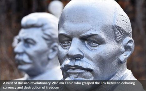 Lenin-the-return