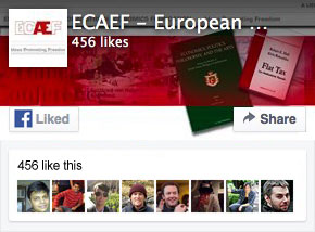 ECAEF on Facebook