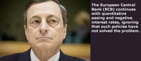 EZB Draghi Helicopter Money
