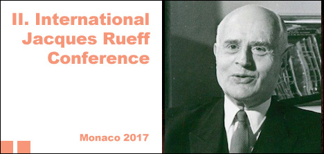 2nd Jacques Rueff Conference, Monaco